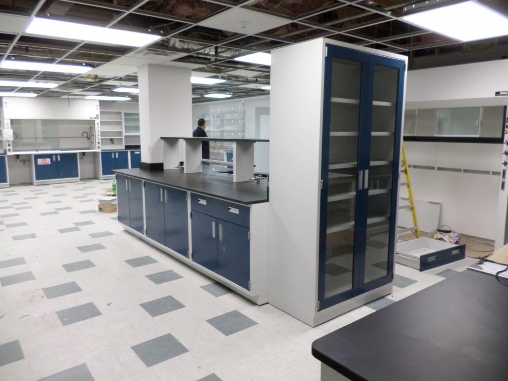 Steel Laboratory Furniture Amp Designs Manufacturer Lffh Inc