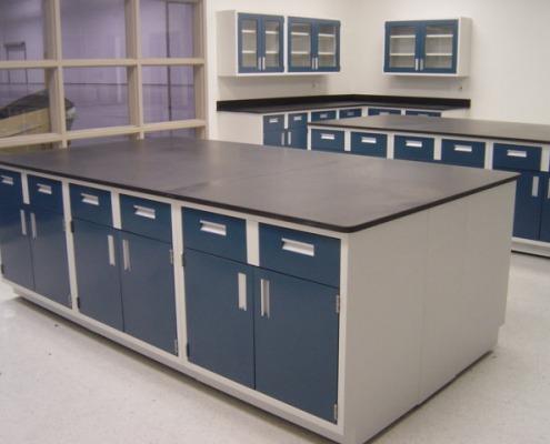 Modular Lab Furniture