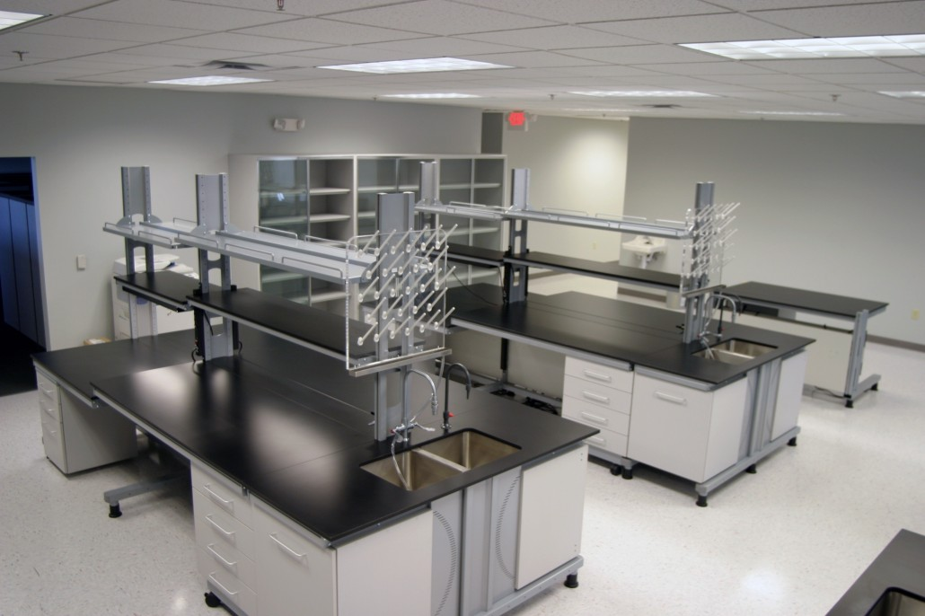 Lab Furniture Concept Flexible & Freestanding Laboratory Furniture  Lffh Inc.