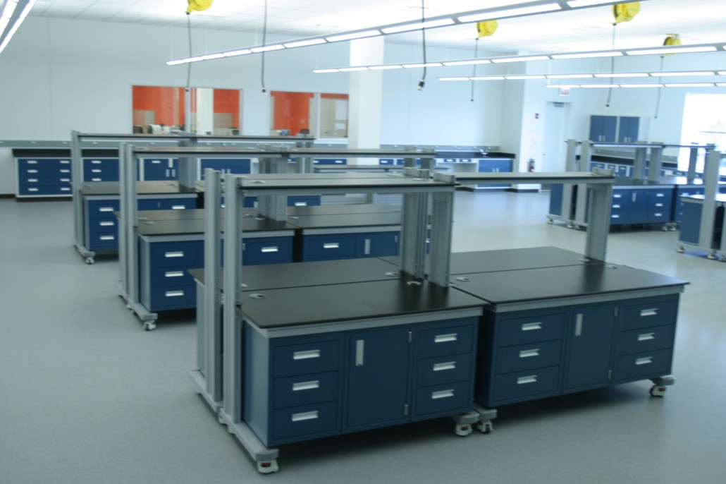 Flexible & Freestanding Laboratory Furniture | LFFH, Inc