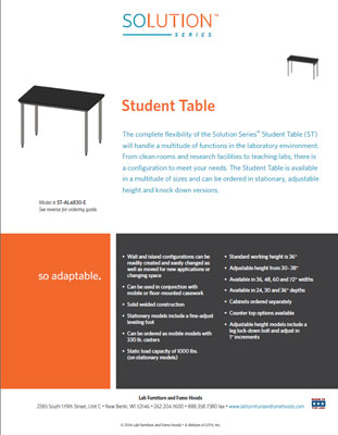 Solution-Table