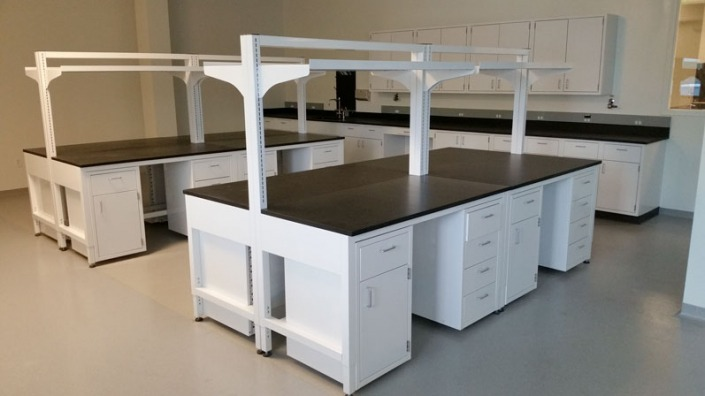 Freestanding Laboratory Furniture