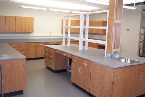 fine wood cabinetry