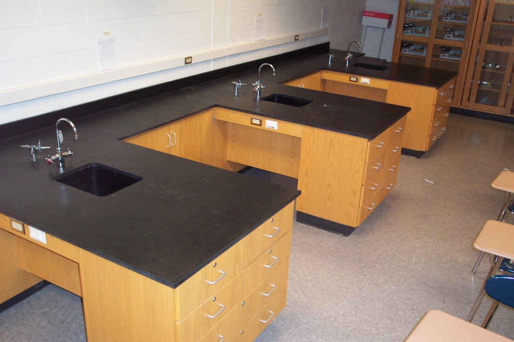 Wood Lab Casework Wooden Laboratory Furniture