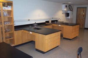 Wood Laboratory Furniture