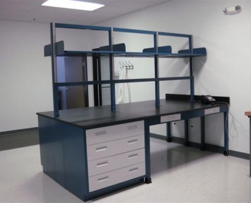 Flexible Laboratory Furniture Resin Tops