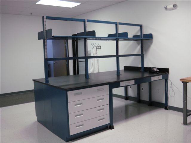 Laboratory Countertops & Bench Tops | LFFH, Inc