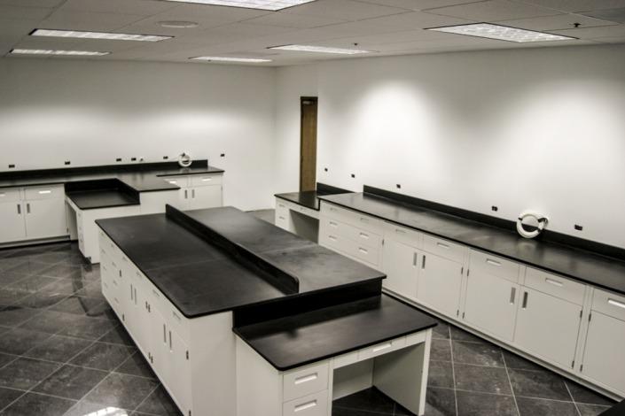 Modular Steel Laboratory Furniture