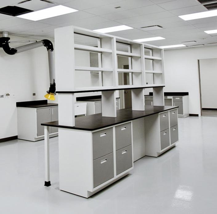 Flexible Laboratory Furniture