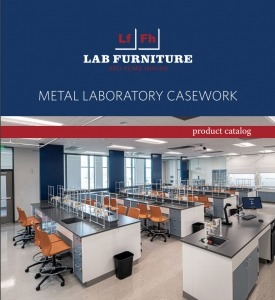 metal lab casework