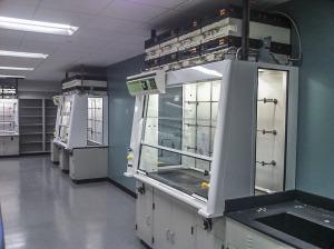 modular steel lab