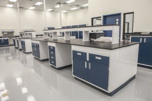 Modular Steel Laboratory Furniture006