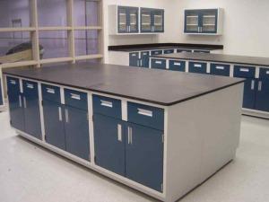 Modular Steel Laboratory Furniture from LFFH