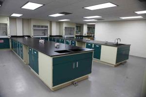 Modular Steel Laboratory Furniture desks