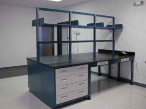Modular Steel Laboratory Furniture030