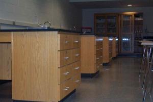 lab wood casework LFFH